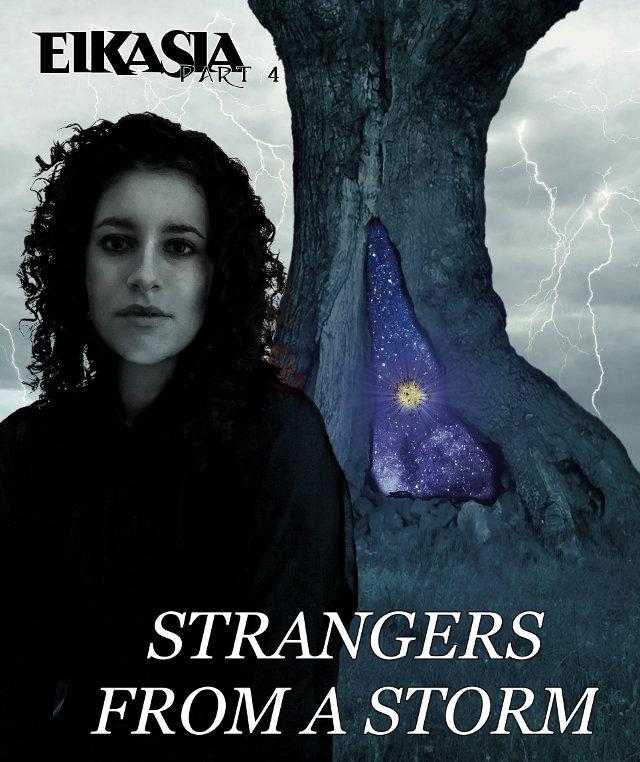 Strangers from a Storm Cover
